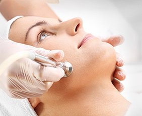 Microdermabrasion, Houston Texas